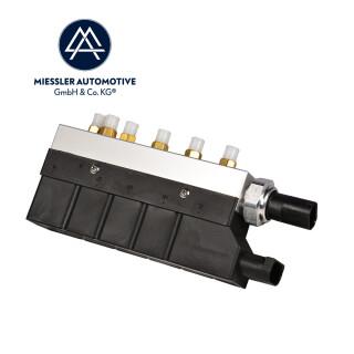 Jaguar Super V8 Valve block air suspension C2C2241