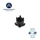 Air spring fastening clip for rear air spring 0019913498