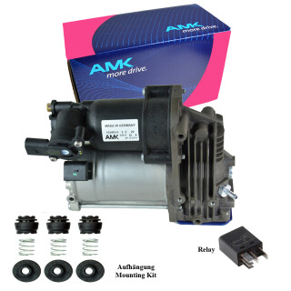 BMW X6 E71 Kompressor Luftfederung ORIGINAL AMK