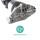 Amortisseur de suspension pneumatique reconditionné Audi Q7 (4L) avant gauche 7L8616039