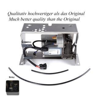 Renault Master II 70 Kompressor Luftfjæring 8200026083
