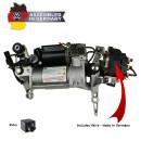 Audi Q7 (4L) Air supply device compressor air suspension...