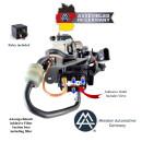 Audi A8 D4 air supply device compressor air suspension...