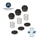 BMW X6 E71 Compressor Repair Kit Vibration Isolation air...