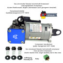 Mercedes R-Class W251 V251 (2-Corner) Compressor Code 488 chassis with steel / air suspension