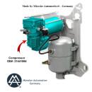 Volvo S90, V90, XC90 Powerpulse Turbocharger Compressor