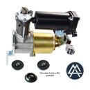 Toyota Land Cruiser Prado (J12) compressor air suspension...