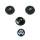 Toyota Land Cruiser Prado (J12) Kompressor Luftfederung 4891060020 , 4891060021