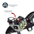 Jeep Grand Cherokee WK2 compressor repair set air suspension
