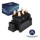 Audi A6 Allroad (C5, 4B) Valve block air suspension