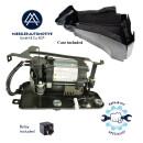 Volvo (XC90, S90, V90) Compressor (pre-assembled in holder) air suspension 31360720