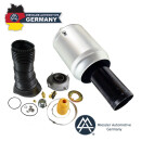 Bentley Flying Spur (4W_) Air spring for shock absorbing strut front right Air Suspension