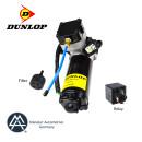Dunlop Range Rover P38 Kompressor Luftfjæring ANR3731