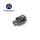 BMW 8 series (G14/G15/G16) height sensor/ headllamp level sensor (xenon light) 37146870000