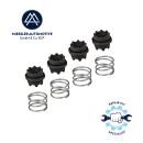 Bentley Mulsanne Compressor air suspension Repair kit Rubber mount 4H0698505